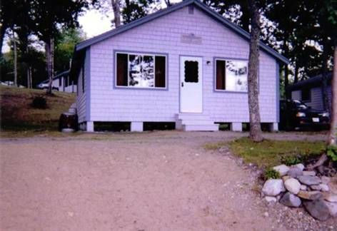 Grey Ghost -- Two Bedroom Cottage (Lakefront)